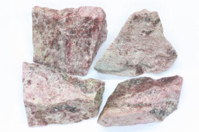 Thulitt Tysfjord råsteinsbit 3 til 4cm