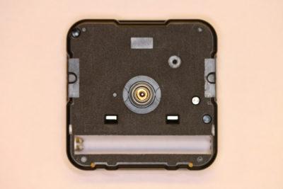 Urverk med 5mm lang stamme SKP Quarts