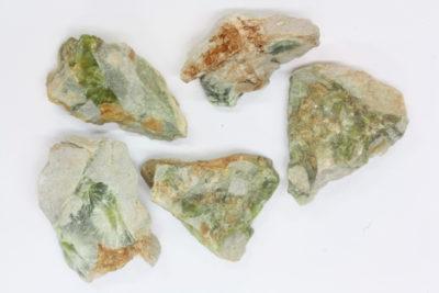 Wavellitt krystaller på moderstein ca 3cm fra Garland Co Arkansas USA
