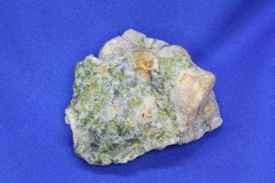 Wavellitt A krystaller på moderstein  fra Garland Arkansas 200g 7x9cm