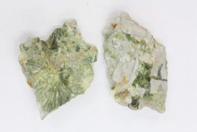 Wavellitt krystaller på moderstein 4 til 5cm fra Garland Co Arkansas USA
