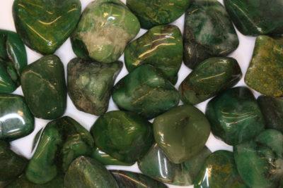 Worry stone polert 2 til 3cm
