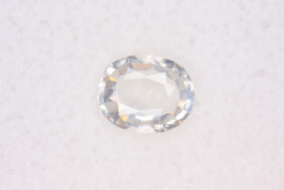 Albitt fasett slipt oval 1.83ct