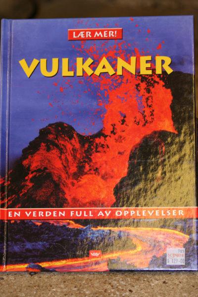 Vulkaner en verden full av opplevelser.