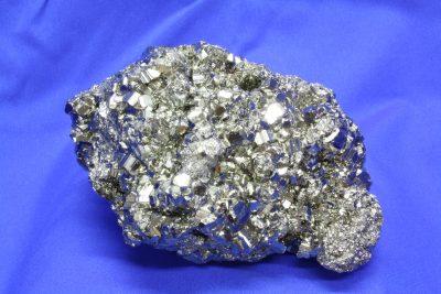 Pyritt A gruppe 1.85kg 10x13cm fra Huanzala Mine i Peru