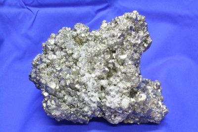 Pyritt B gruppe 2.4kg 12x15cm fra Huanzala Mine i Peru