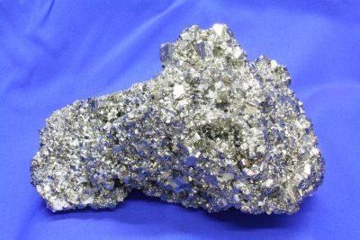 Pyritt C gruppe 2.3kg 10x15cm fra Huanzala Mine i Peru