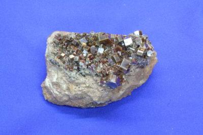 Vanadinitt 160g 4.5x7cm  fra Mibladen Midelt i Marokko