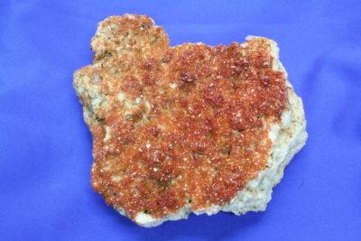 Vanadinitt 1kg 11x13cm fra Mibladen Midelt i Marokko