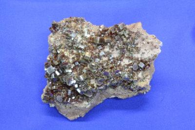 Vanadinitt 250g 6x8cm  fra Mibladen Midelt i Marokko