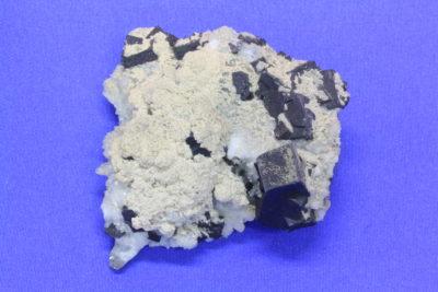 Galena 120g 5×5.5cm fra Casapalca Mine i Peru