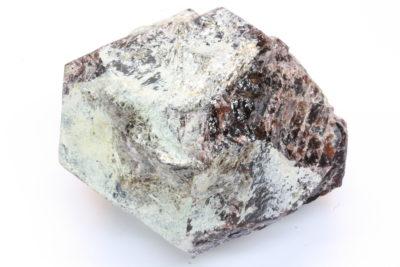 Almandin granat krystall 250g 4.5x6cm fra Granatdammen i Kongsberg Norge