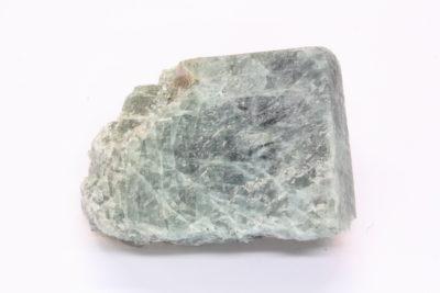 Fluorapatitt krystall 75g 3.5x5x1.5cm fra Froland Norge
