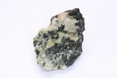 Babingtonitt 50g 3x5cm fra Bråstad gruve på Stoa i Arendal Norge