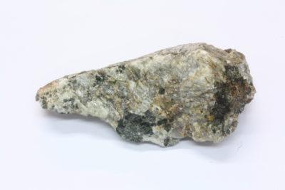 Scheelitt 55g 2.5x6cm fra Svartberg Gruvan, Väster Silvberg Dalarne Sverige