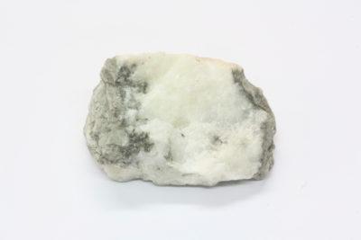 Strontianitt B 40g 2.5x4cm fra Mathide Mine i Ascheberg Westfalen Tyskland