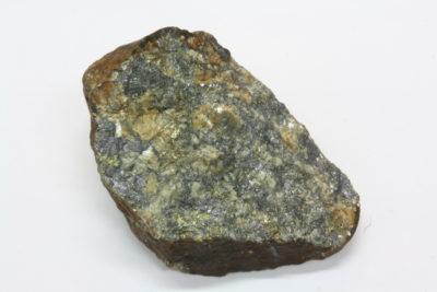 Ullmannitt 25g 2×3.5cm fra Reichensteinerberg Mine i Puderbach, Rhineland Tyskland