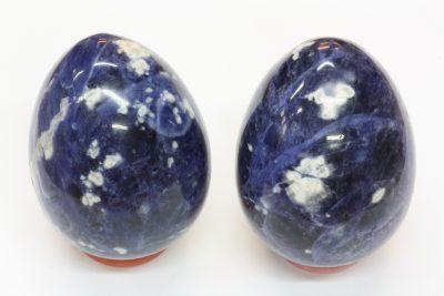 Sodalitt egg 40x52mm