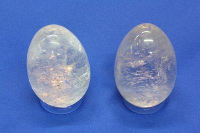Bergkrystall egg 34x50mm