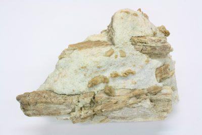 Diopsid A krystaller i moderstein 570g 8x13cm fra Akersvatnet i Rana Norge