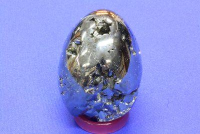 Pyritt C egg 155g 36x50mm