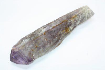 Ametyst A, Dragontooth, krystall 440g 21cm lang fra Caetité, Bahia i Brasil