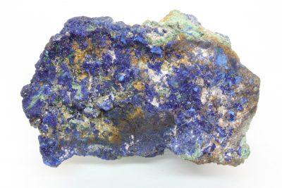 Azuritt fra Shilu Mine Guangdong China 520g 6x10cm