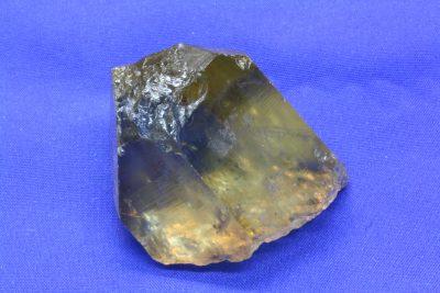 Citrin natur A krystall 40g 37mm høy fra Kongo