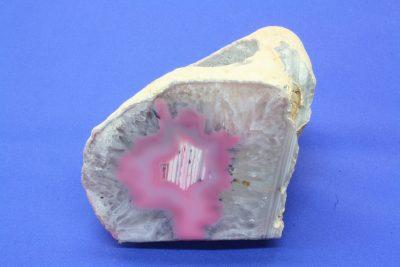 Agat T lys holder B 0.65kg 8cm høy