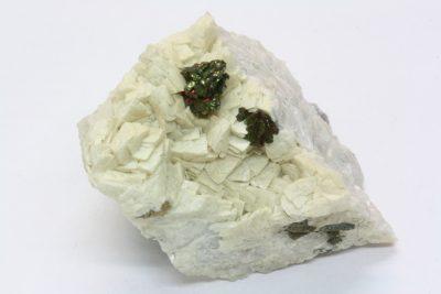 Dolomitt, Pyritt C 55g 3.5×3.5cm fra Marokko