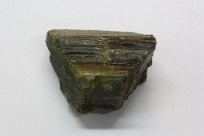 Klinozoisitt C krystall 4.5g 15x18mm fra Pinos Altos, Baja California, Mexico