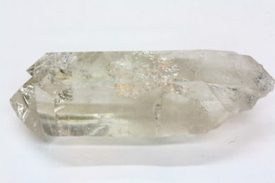 Tantrisk tvilling krystall 70g 76mm lang fra Hardangervidda, Norge