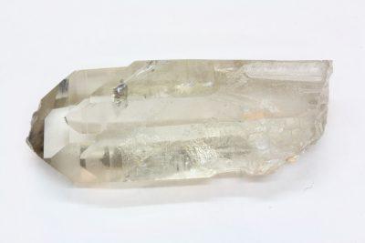Tantrisk trilling krystall 58g 69mm lang fra Hardangervidda, Norge