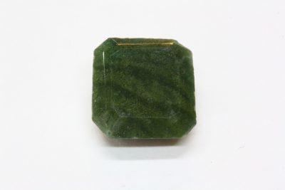 Jade fasett 3.56ct 9.7×10.1mm