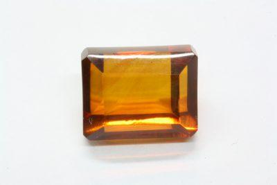 Rav fasett 2.88ct 9.0×11.5mm fra Dominikanske Republikk